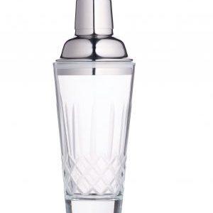coctelera de cristal
